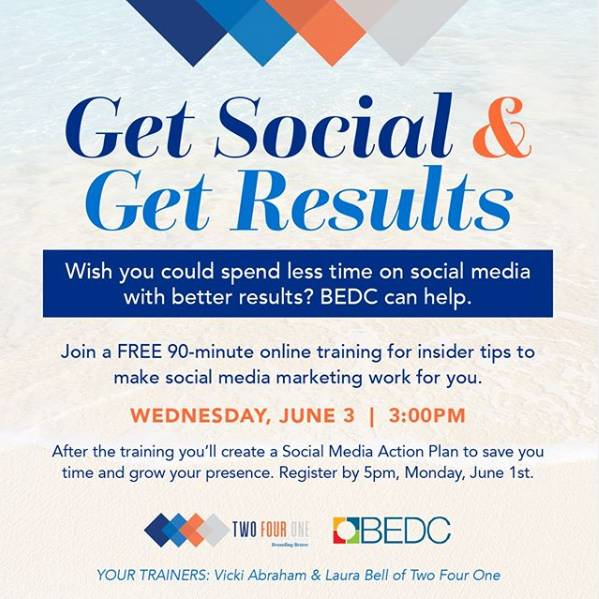 Get Social & Get Results with Vicki Abraham & Laura Bell of Two Four One