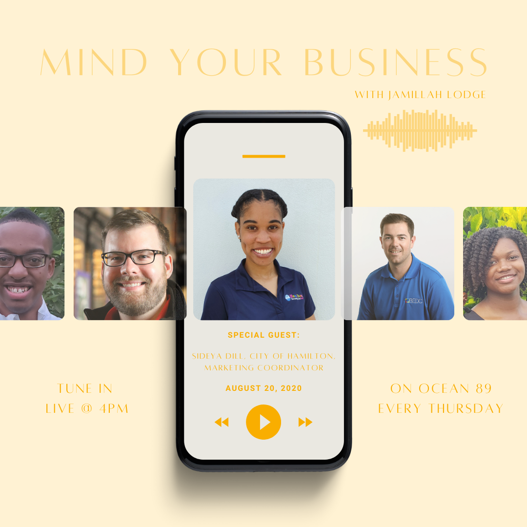 MYB: Sideya Dill, City of Hamilton Marketing Coordinator