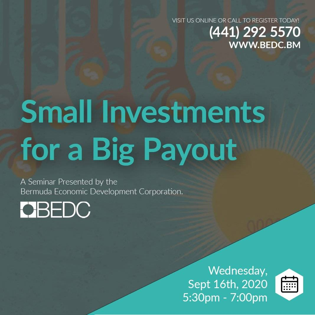 Small Investments for a Big Payout with Jonathan Starling & Shelly Bell