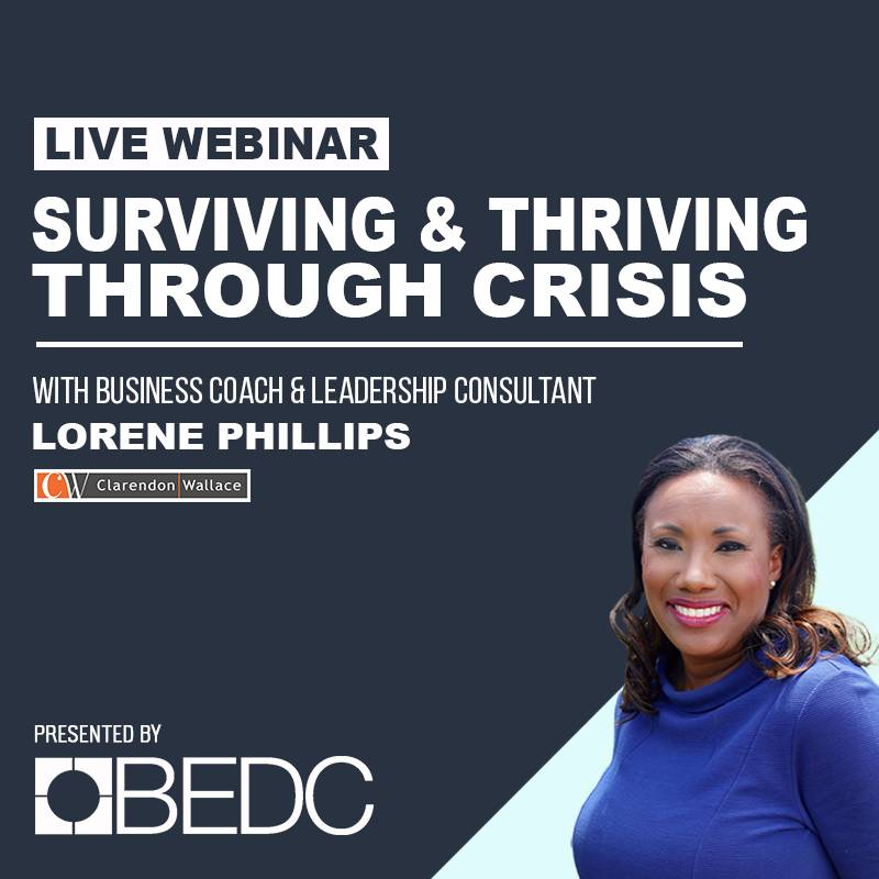 Surviving & Thriving Through Crisis with Lorene Phillips
