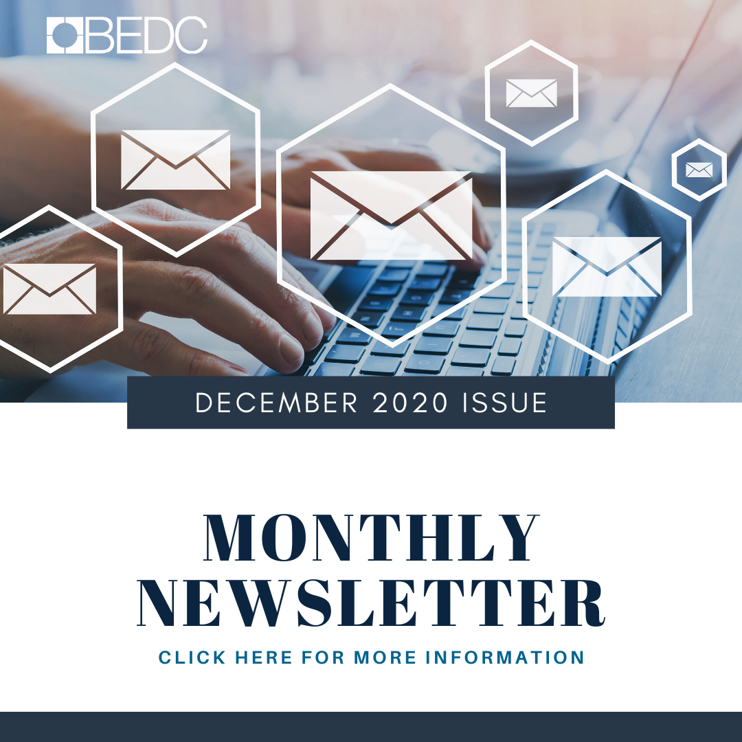 December 2020 – Here's What's Happening at BEDC