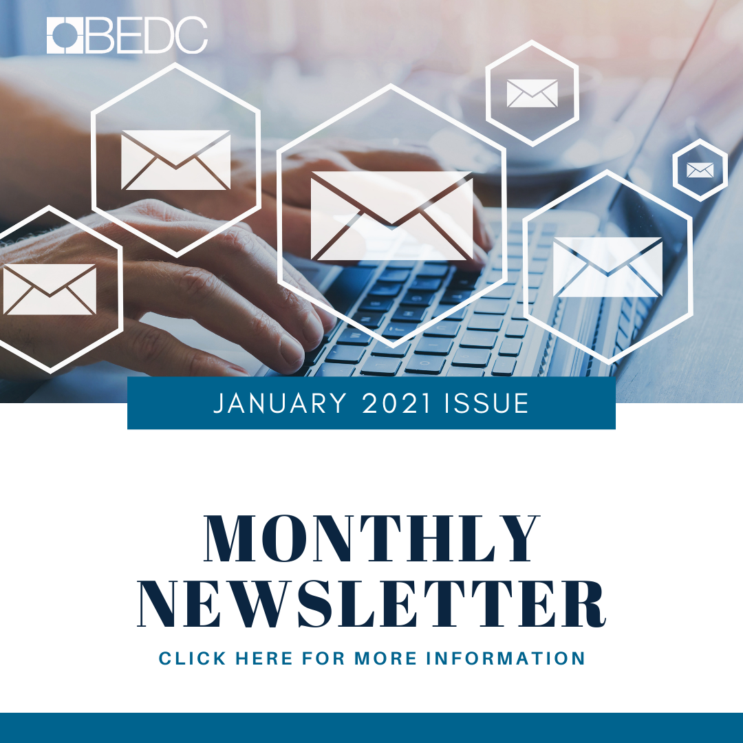 January 2021 – Here's What's Happening at BEDC