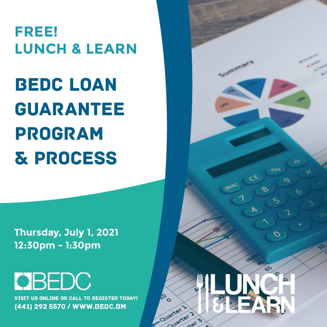 BEDC Loan Guarantee Program & Process