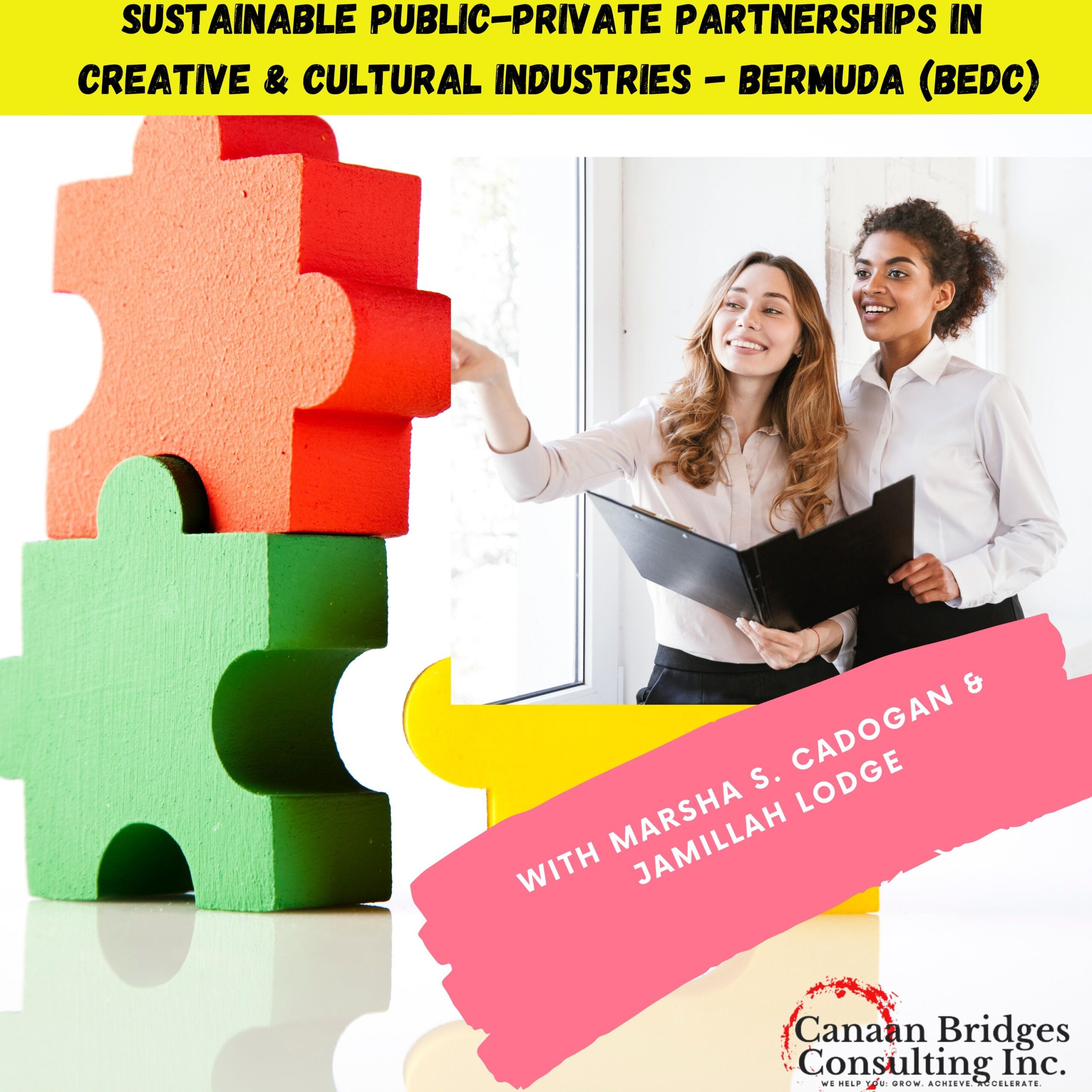 Sustainable Public-Private Partnerships in Creative & Cultural Industries (BEDC)