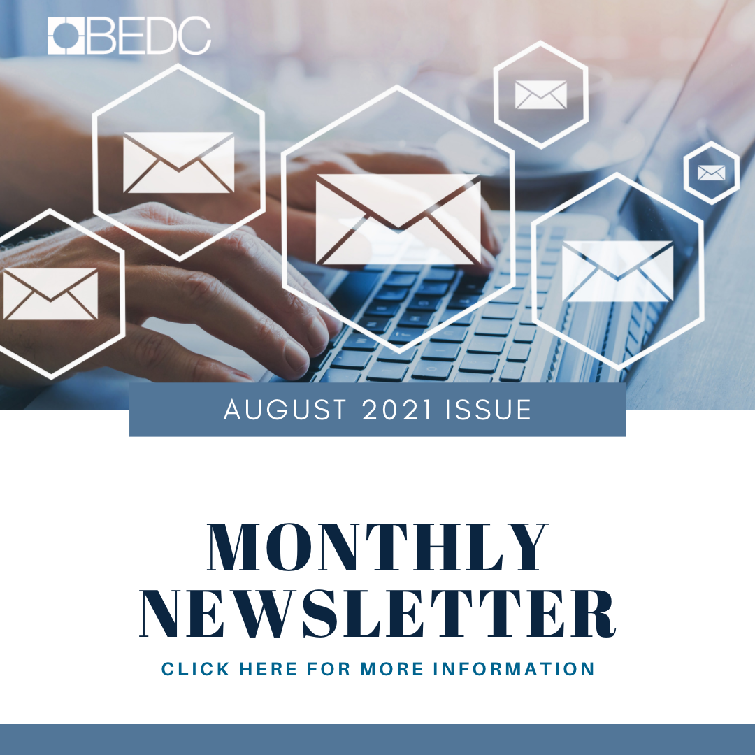 August 2021 – Here's What's Happening at BEDC