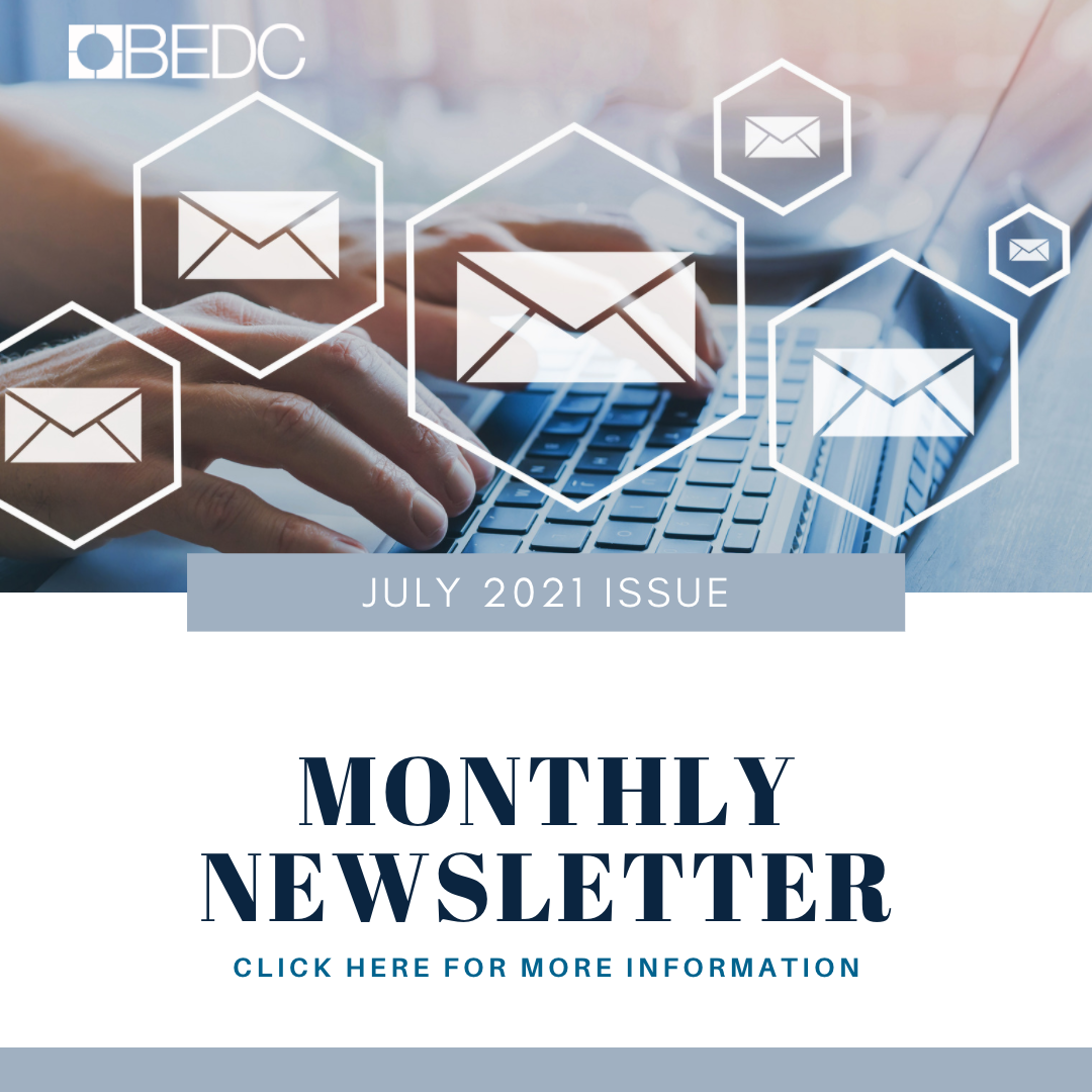 July 2021 – Here's What's Happening at BEDC